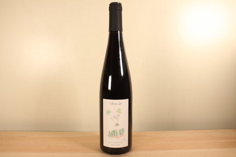 Alsace Pinot Noir 2019 Libre comme l'air アルザス ピノノワール リーブル・コム・レール(赤)