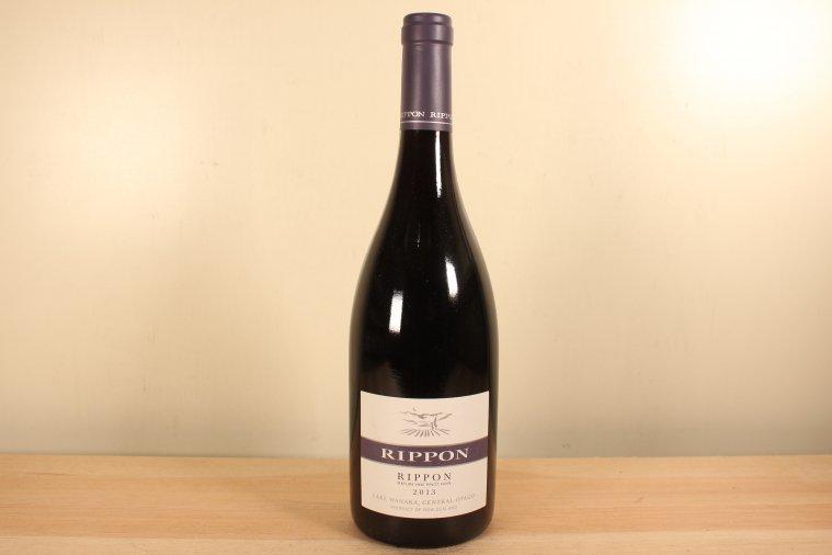 リッポン マチュア ヴァイン ピノ ノワール Rippon Mature Vine Pinot Noir 2013