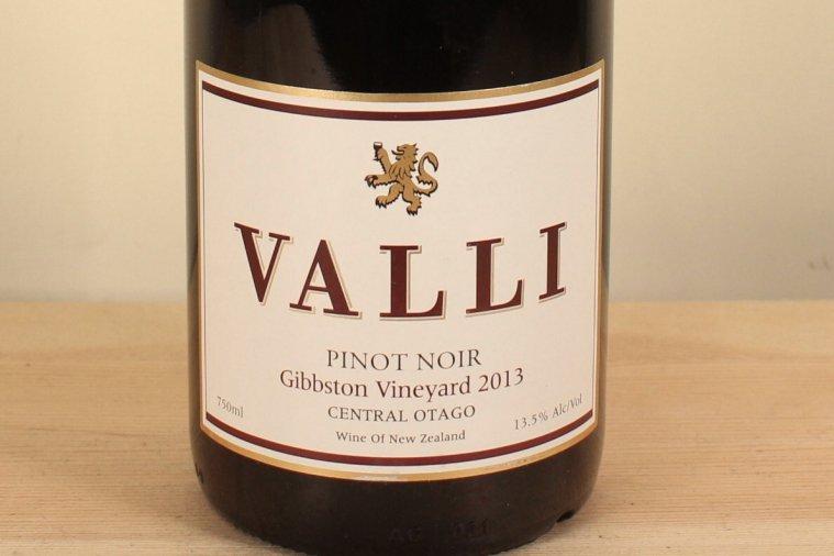 ギブストン  ピノ ノワール Gibbston Pinot Noir 2013