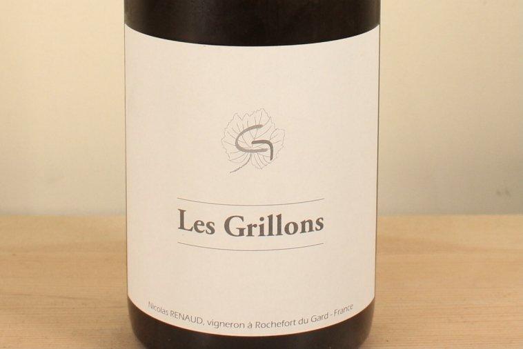 Les Grillons Blanc レ グリヨン ブラン19
