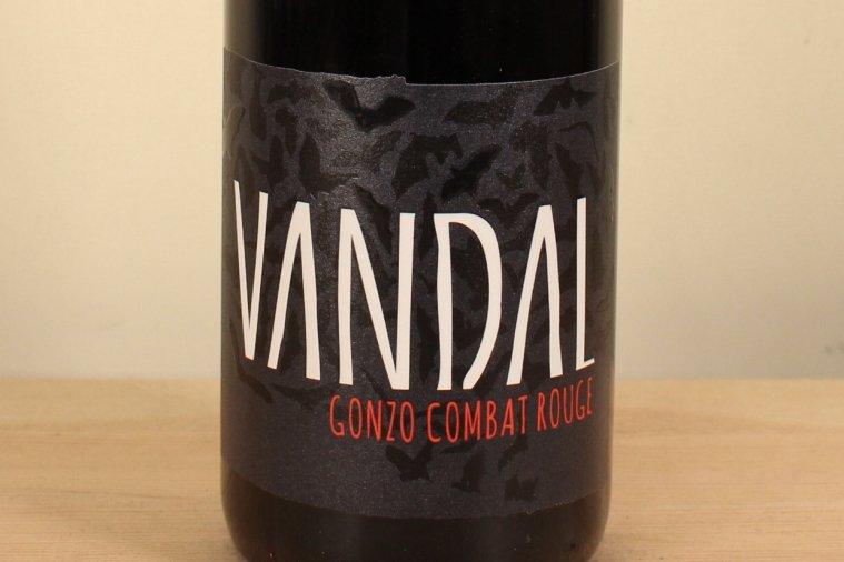 Vandal Gonzo COMBAT ROUGE ヴァンダル ゴンゾー コンバットルージュ 2020