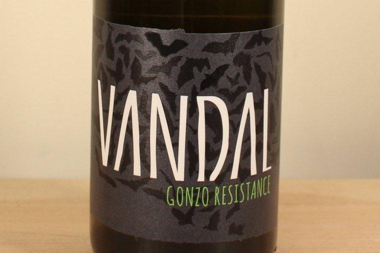 Vandal Gonzo RESISTANCE ヴァンダル ゴンゾー レジスタンス 2020
