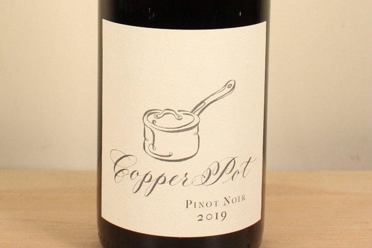 Copper Pot Pinot Noir コッパー・ポット・ピノ・ノワール 2019