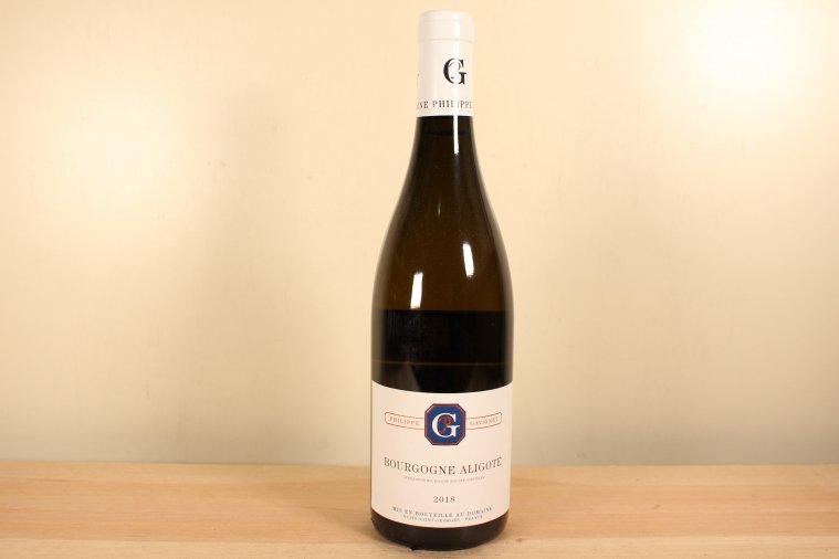 Bourgogne Aligote ブルゴーニュ アリゴテ 2018