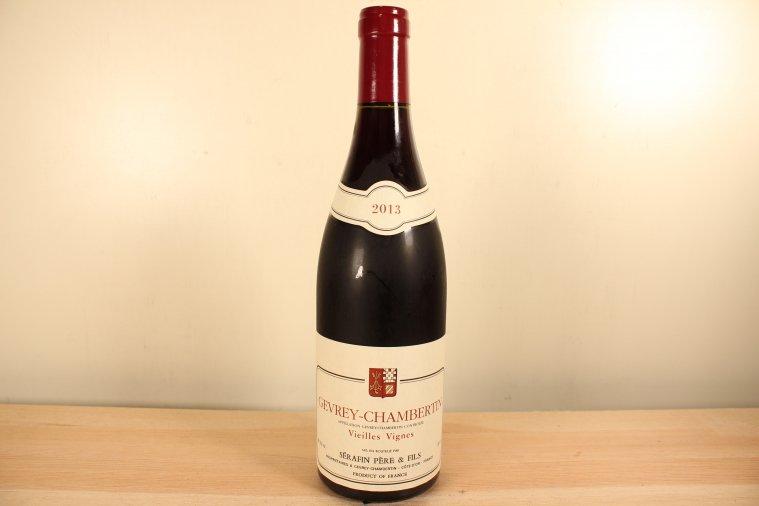 ジュヴレ シャンベルタン  ヴィエーユ ヴィーニュ Gevrey-Chambertin Vieilles Vignes 2013