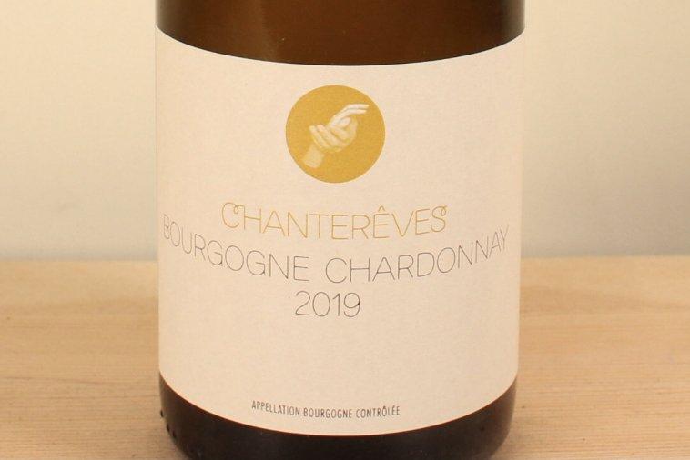 ブルゴーニュ シャルドネ Bourgogne Chardonnay 2019