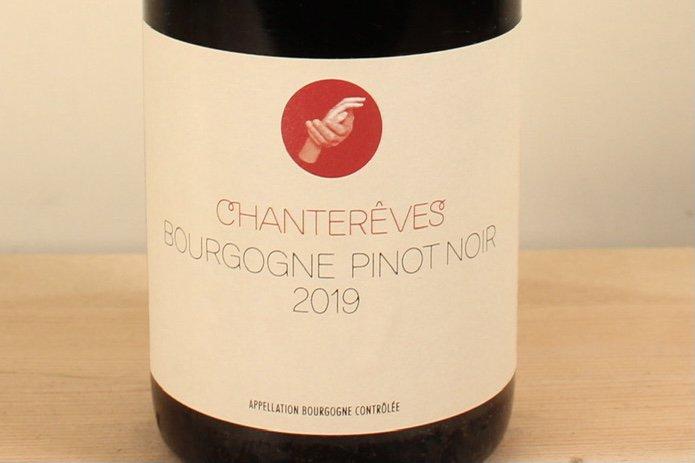 ブルゴーニュ ピノノワール Bourgogne Pinot Noir 2019