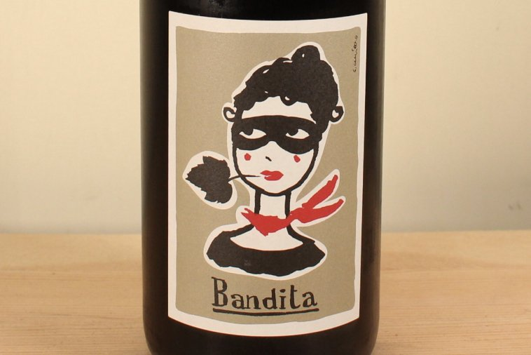 "Vino Rosso ""Bandita"" / ヴィーノ ロッソ ""バンディタ"" 2017"
