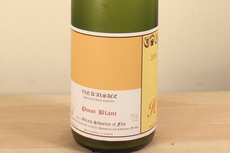 Pinot Blanc - H 2019 ピノ・ブラン アッシュ