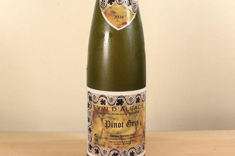 Pinot Gris 2019 ピノ・グリ