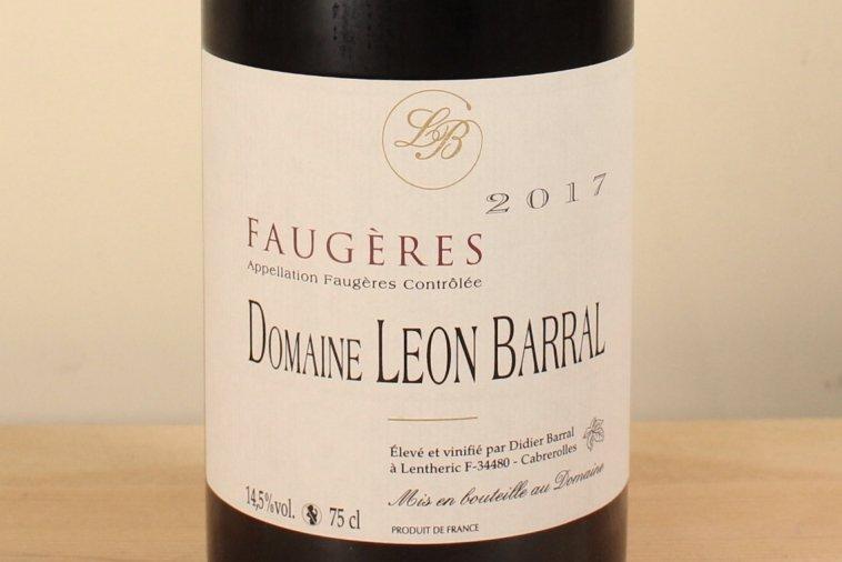 Faugères 2017 フォジェール