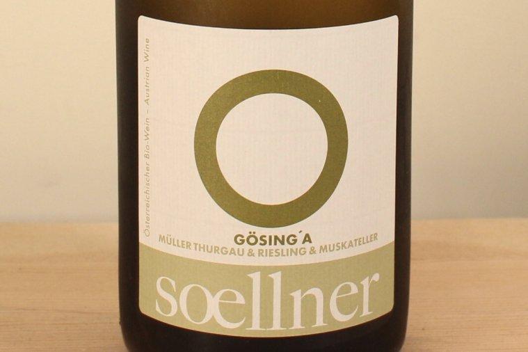 Gösing'A Müller-Thurgau, Riesling & Muskateller 2020 ゲースィング アー ミュラー=トゥルガウ リースリング ムスカテラー