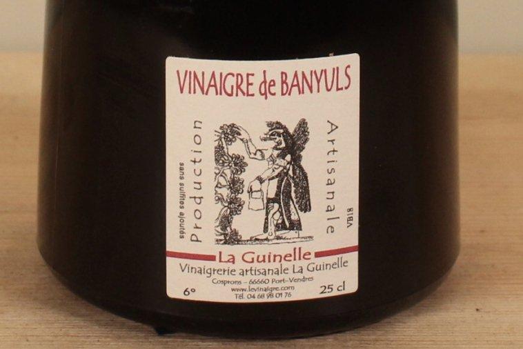 Vinaigre de Banyuls Rouge 250ml / ヴィネーグル ド バニュルス ルージュ 250ml ナチュール・ヴィネガー