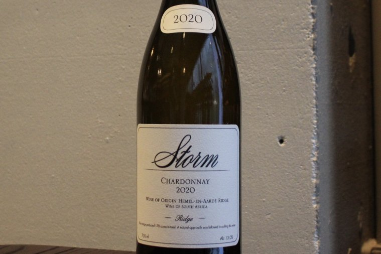 Ridge Chardonnay リッジ・シャルドネ 2020