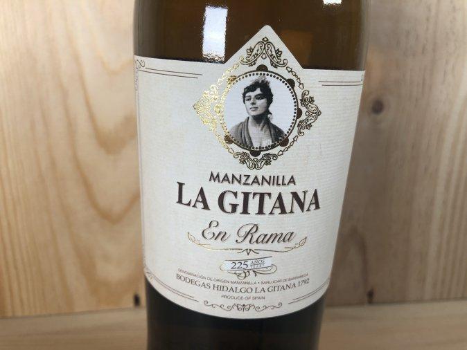 マンサニージャ・エンラマ(シェリー酒)