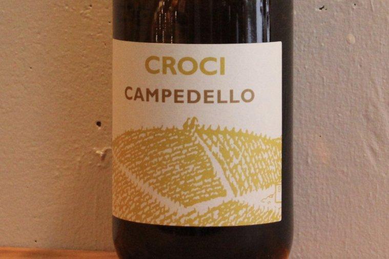 """""""CAMPEDELLO"""" Vino Frizzante Bianco カンペデッロ(19)"""