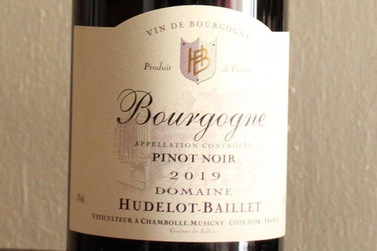 Bourgogne Rouge ブルゴーニュ ルージュ2019