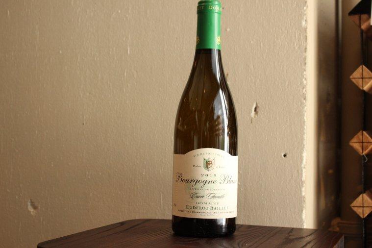 Bourgogne Blanc Cuvée Famille ブルゴーニュ ブラン キュヴェ・ファミーユ2019