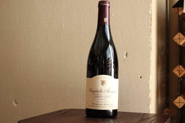 Chambolle-Musigny Vieilles Vignes シャンボール・ミュジニー ヴィエイユ・ヴィーニュ 2017