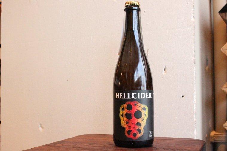 Cidre Brut Hellcider 2019 シードル ヘルサイダー(辛口)