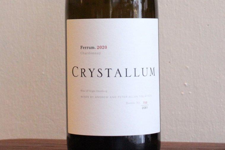 Ferrum Chardonnay フェラム・シャルドネ 2020