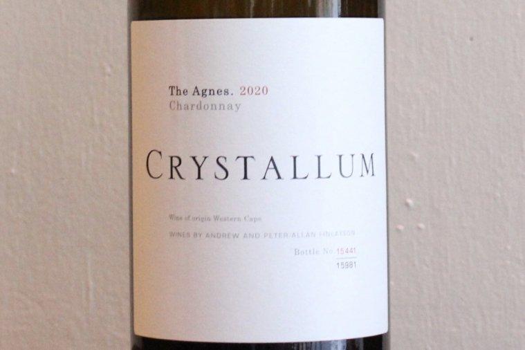 The Agnes Chardonnay ジ・アグネス・シャルドネ 2020
