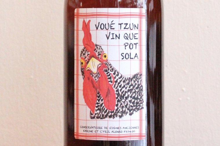 Voué Tzun Vin Que Pot Solaヴエ ツゥン ヴァン ク ポ ソラ19