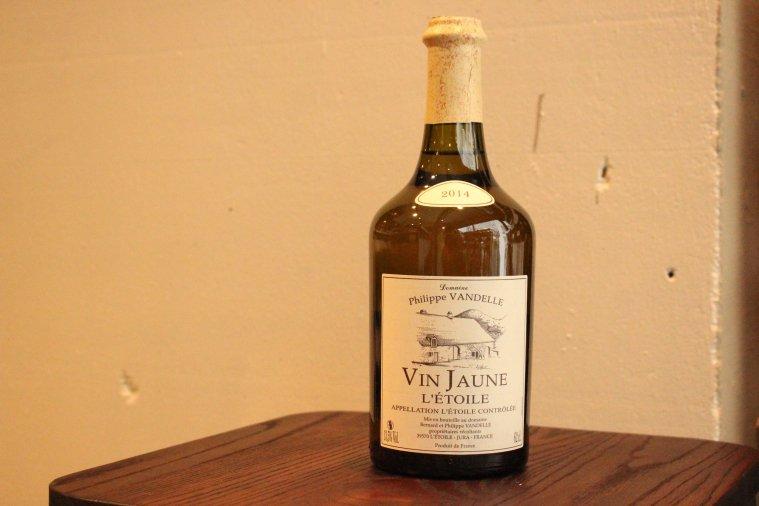 ヴァン・ジョーヌ エトワール 2014 Vin Jaune L'Etoile( 620ml )