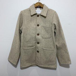 Le Laboureur 【ル・ラブルール】FRENCH WORK JACKET wool フレンチワークジャケット ウール