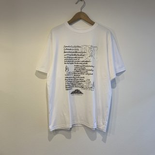 【MOUNTAIN SMITH】 プリントTシャツ シェルテック 高機能Tシャツ