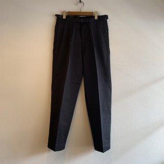 <img class='new_mark_img1' src='https://img.shop-pro.jp/img/new/icons20.gif' style='border:none;display:inline;margin:0px;padding:0px;width:auto;' />【KAPTAIN SUNSHINE】Gurkha Trousers キャプテンサンシャイン グルカトラウザー