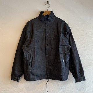 【SASSAFRAS】 Gardener Cap Jacket ササフラス 6oz デニムジャケット