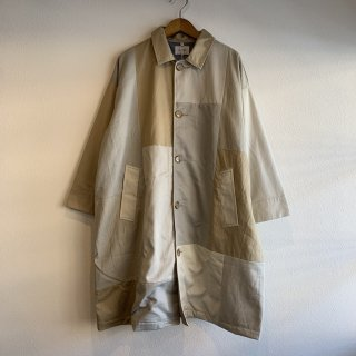 【yoused】 Remake Wide Balmacaan Coat バルマカーンコート
