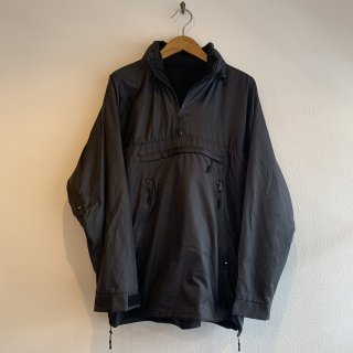 <img class='new_mark_img1' src='https://img.shop-pro.jp/img/new/icons20.gif' style='border:none;display:inline;margin:0px;padding:0px;width:auto;' />【MILITARY DEADSTOCK】BRITISH ARMY CIVILIAN PCS ANORAK BLACK