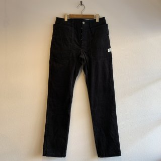 【SASSAFRAS】FALL LEAF SPRAYER PANTS 14W CORDUROY