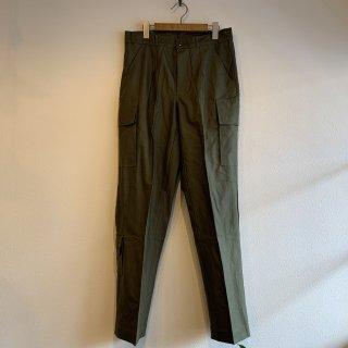 【MILITARY DEADSTOCK】 オランダ軍 フィールドカーゴパンツ ナイフポケット付き