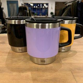 【THERMO MUG】 Stacking mug 保温 保冷 蓋付き