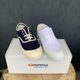 コラボ商品【KAPTAIN SUNSHINE】Trainer Low Made by SUPERGA キャプテンサンシャインコラボ商品