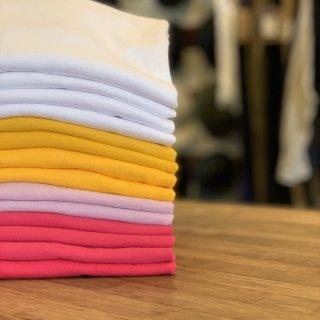 【Los Angeles Apparel】 ロサンゼルス アパレル  無地Tシャツ  6.5oz USコットン
