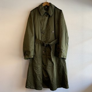 <img class='new_mark_img1' src='https://img.shop-pro.jp/img/new/icons5.gif' style='border:none;display:inline;margin:0px;padding:0px;width:auto;' />【MILITARY DEADSTOCK】US ARMY M-51 TRENCH COAT