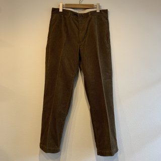 <img class='new_mark_img1' src='https://img.shop-pro.jp/img/new/icons5.gif' style='border:none;display:inline;margin:0px;padding:0px;width:auto;' />【ORDINARY FITS】 YARD TROUSER