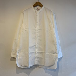 <img class='new_mark_img1' src='https://img.shop-pro.jp/img/new/icons5.gif' style='border:none;display:inline;margin:0px;padding:0px;width:auto;' />【Le Sans Pareil】 BBT LONG BAND COLLAR SHIRTS