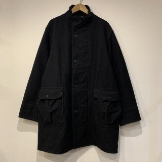 <img class='new_mark_img1' src='https://img.shop-pro.jp/img/new/icons47.gif' style='border:none;display:inline;margin:0px;padding:0px;width:auto;' />【KAPTAIN SUNSHINE】 Stand-Collar Coat