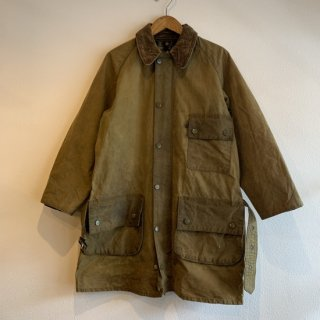 <img class='new_mark_img1' src='https://img.shop-pro.jp/img/new/icons5.gif' style='border:none;display:inline;margin:0px;padding:0px;width:auto;' />【VINTAGE BARBOUR】 超希少 70's