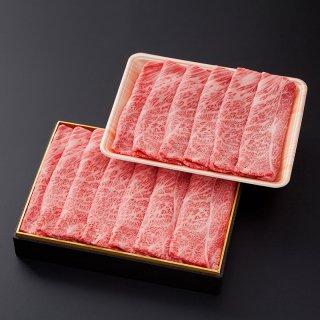 【佐賀牛】肩ローススライス 1000g(しゃぶしゃぶ・すき焼き)