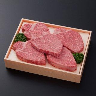 【九州産黒毛和牛】 ヒレステーキ600g(120g×5枚)