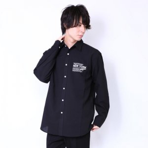 <img class='new_mark_img1' src='https://img.shop-pro.jp/img/new/icons20.gif' style='border:none;display:inline;margin:0px;padding:0px;width:auto;' />【40%OFF】HAVE A DREAN長袖シャツ