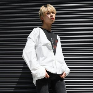 <img class='new_mark_img1' src='https://img.shop-pro.jp/img/new/icons20.gif' style='border:none;display:inline;margin:0px;padding:0px;width:auto;' />【30%OFF】Gritch Photo Shirt