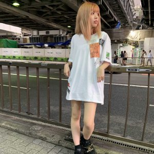 <img class='new_mark_img1' src='https://img.shop-pro.jp/img/new/icons20.gif' style='border:none;display:inline;margin:0px;padding:0px;width:auto;' />【50%OFF】JUST WONT ONE Tシャツ