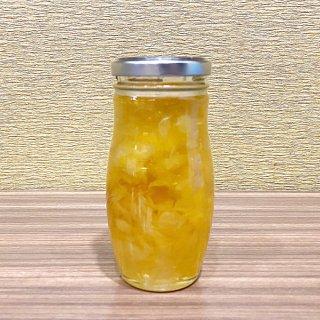 晩白柚のシロップ